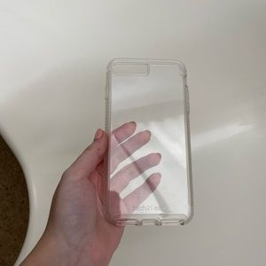 NEW TECH 21 CLEAR IPHONE CASE